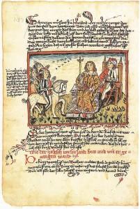 Avstrijska kronika 95. gospostev